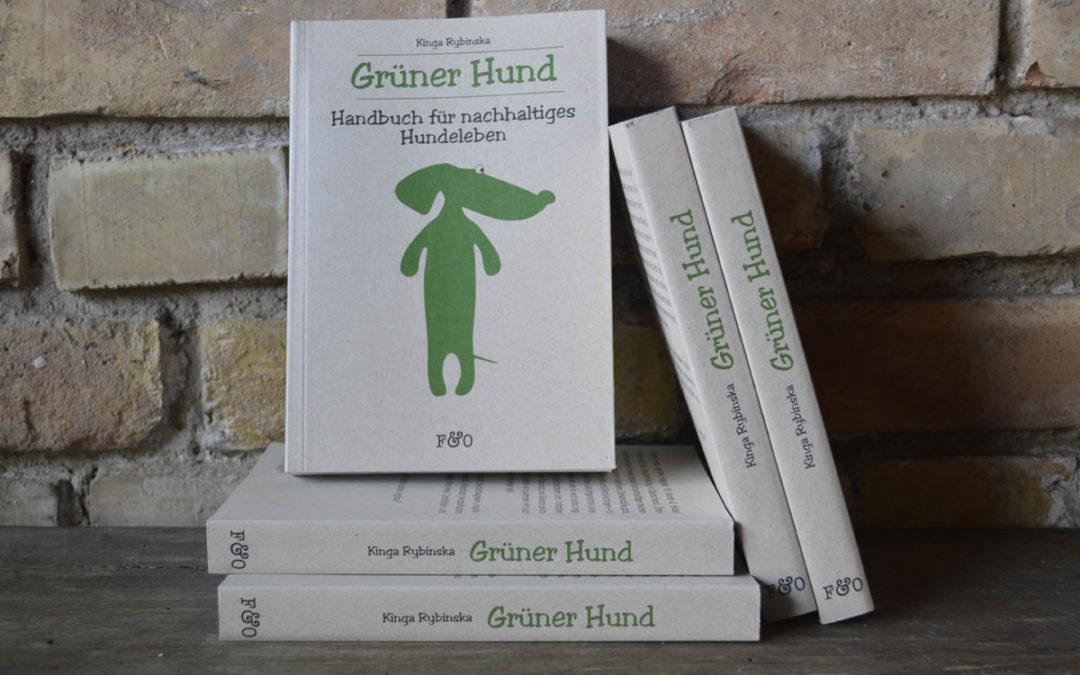 """Das Buch """"Grüner Hund"""""""