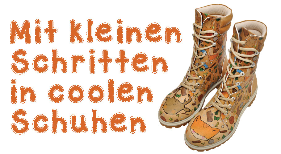 Vegane Schuhe von DOGO - To much cold my darling