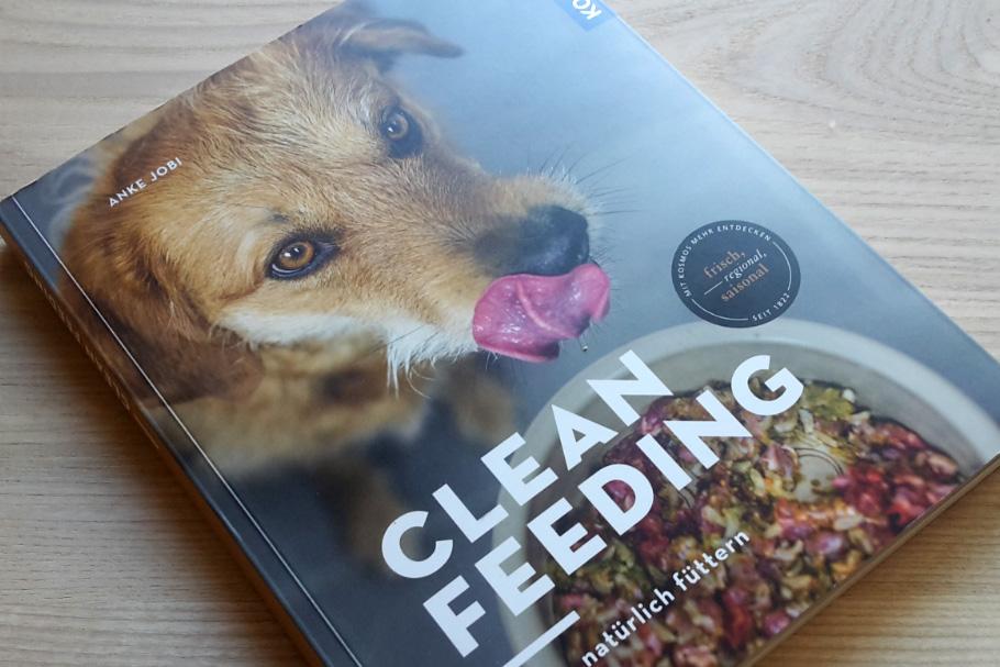 """Clean feeding"" von Anke Jobi - Cover"